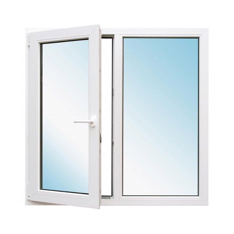 двухстворчатое окно